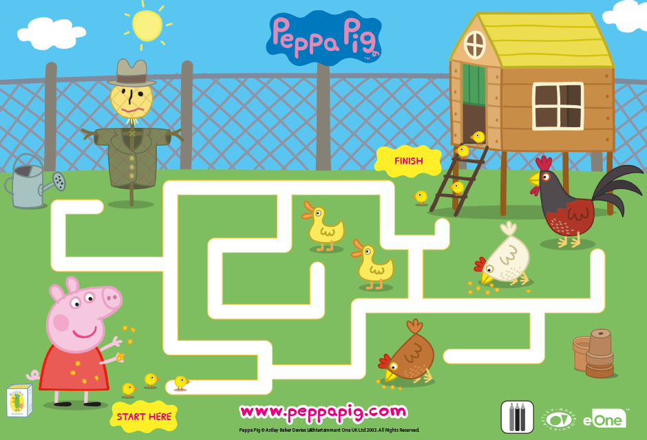 Activities   Peppa Pig   Official Site   Welcome to the