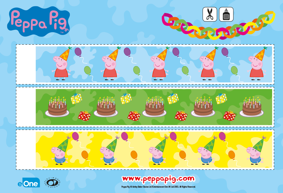 Activities Peppa Pig Official Site Welcome To The Activities Page!